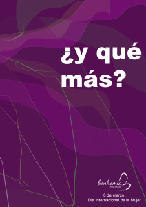 Proyecto Día de la Mujer