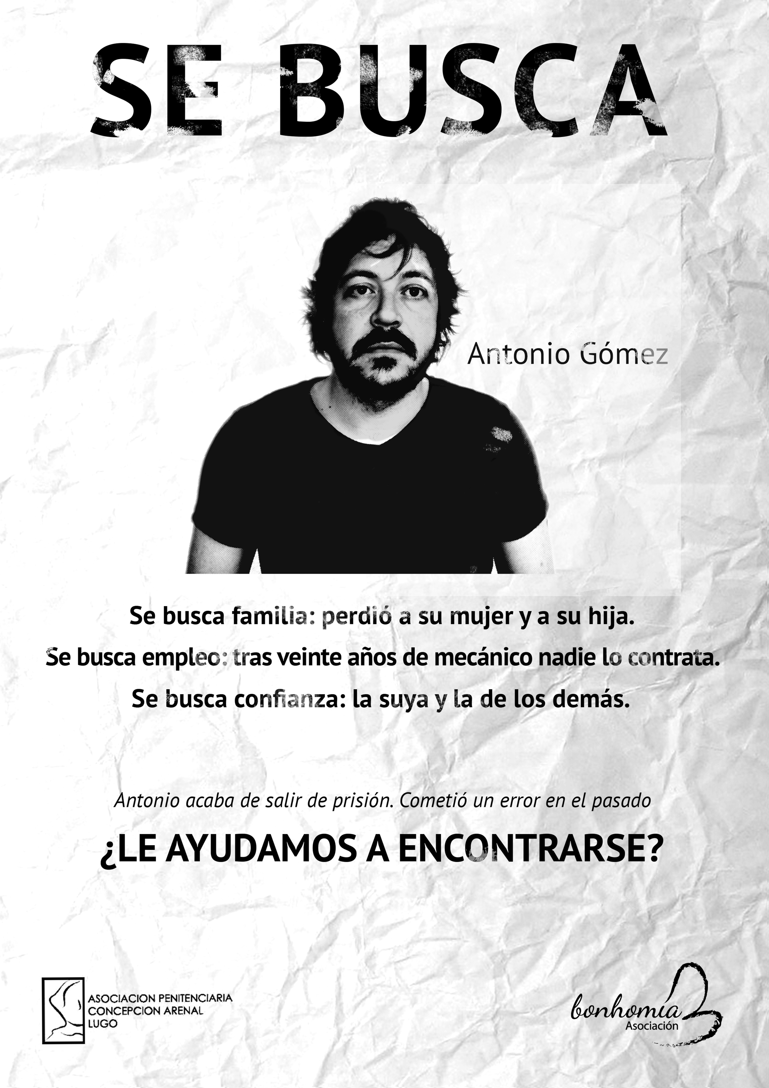 Se Busca Antonio