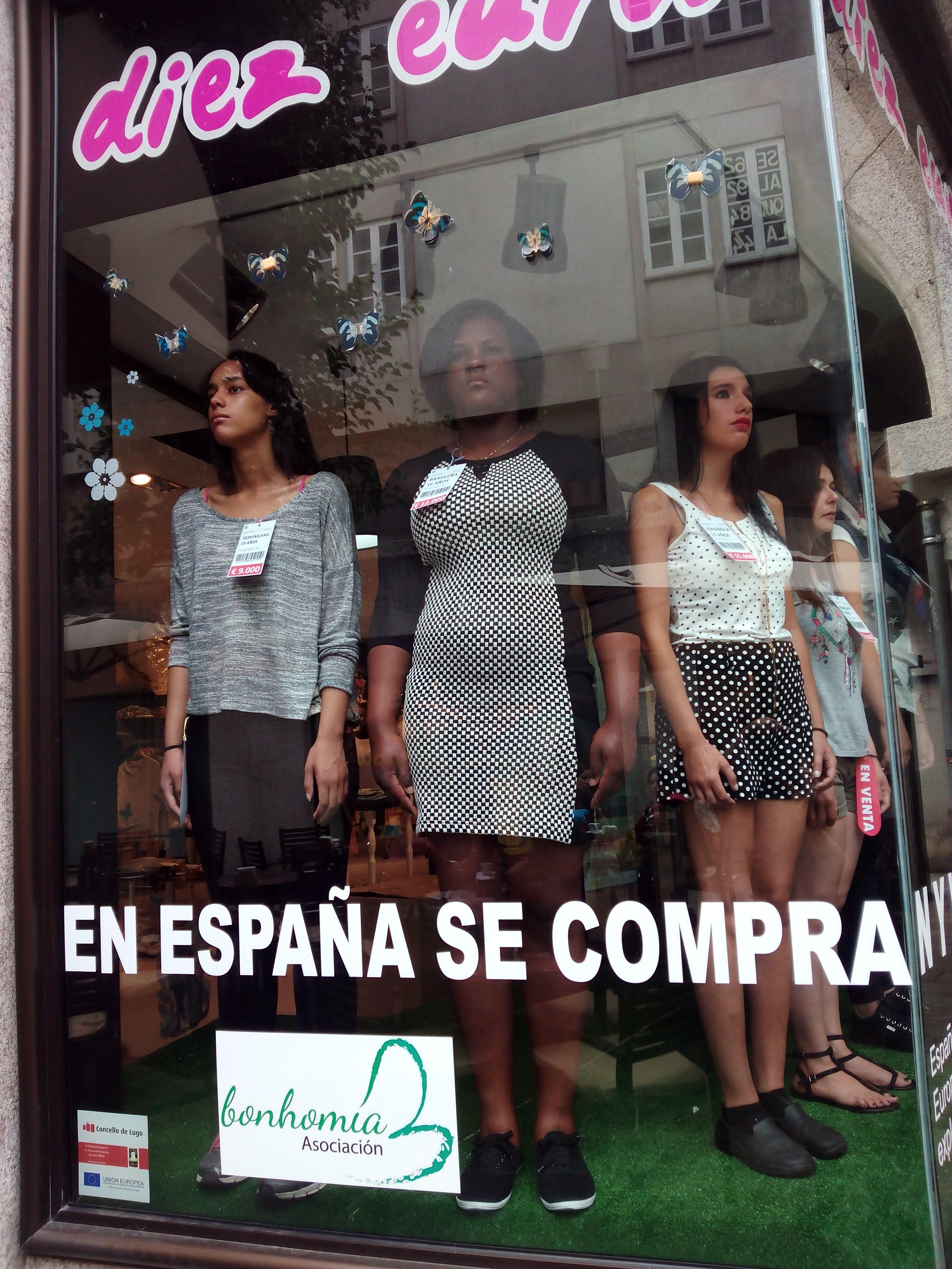 Negocio DEShumano Lugo